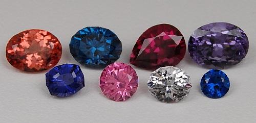 color diamonds loose